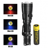 Nitecore MH27UV Flashlight