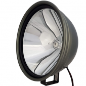 Powa Beam PLPRO-11 HID With Roof Bracket Spotlight (285mm) - 50W