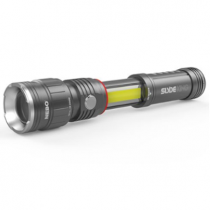 Nebo Slyde King Rechargeable Flashlight