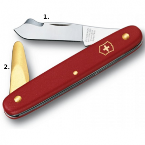 Victorinox Budding Swiss Garden Knife - 3.9140