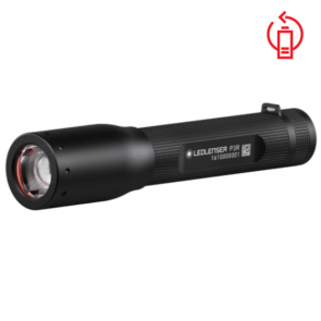 Led Lenser P3R Rechargeable Flashlight