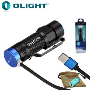 Olight S1R Baton Rechargeable LED Torch