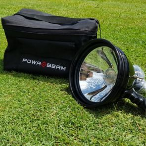 Powa Beam Spotlight Carry Bag