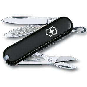 Victorinox Classic SD Swiss Army Knife - Black