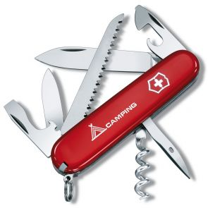 Victorinox Camper Camping Swiss Army Knife