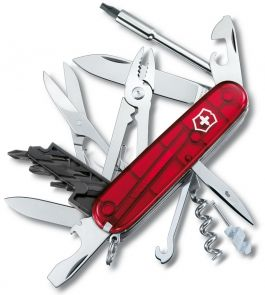Victorinox CyberTool M Swiss Army Knife