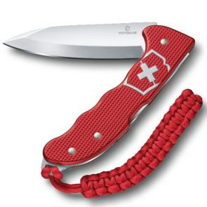 Victorinox Hunter Pro Swiss Army Folding Knife - Red Alox