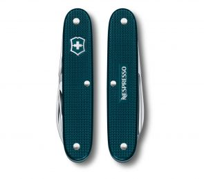 Victorinox Pioneer 2018 Limited Edition Swiss Army Knife - Nespresso Le Dharkan