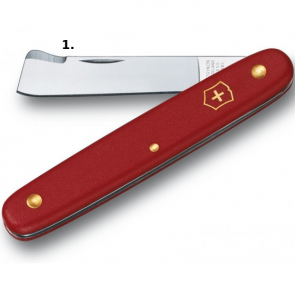 Victorinox Budding Swiss Garden Knife - 3.9020
