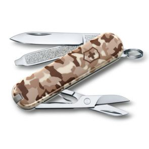 Victorinox Classic SD Swiss Army Knife - Desert Camouflage