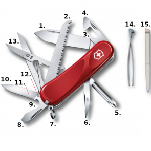 Victorinox Evolution 18 Swiss Army Knife