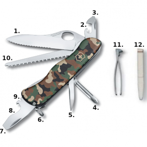 Victorinox Trailmaster Swiss Army Knife - Camouflage